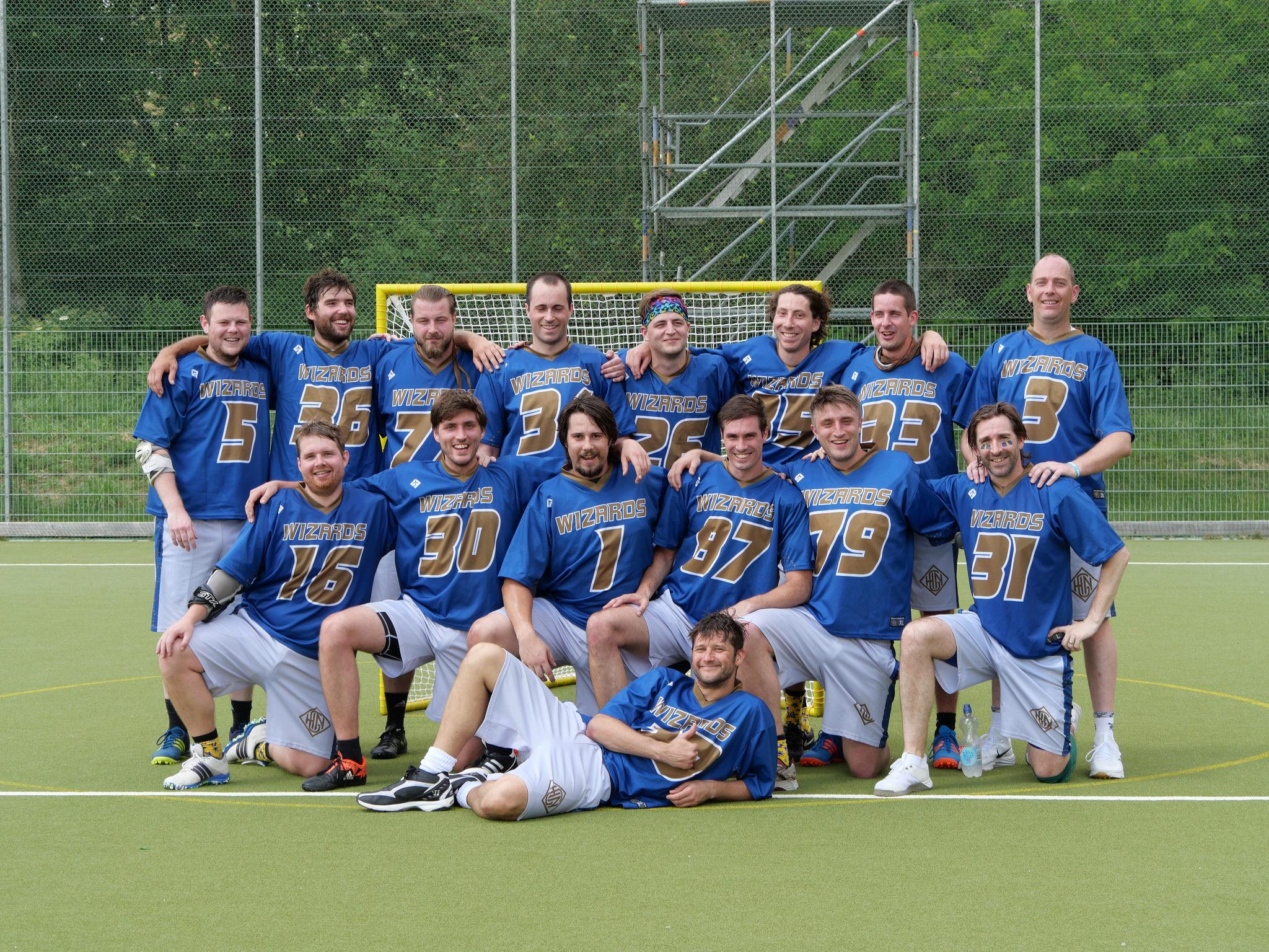 Wizards Lacrosse Nuremberg Herren